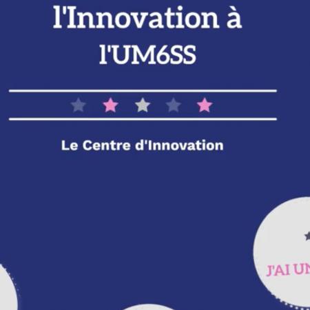 L'innovation a l'UM6SS