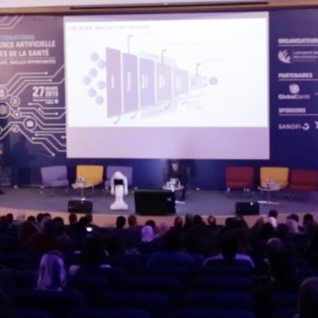 Intelligence Artificielle en sciences de la santé au Maroc