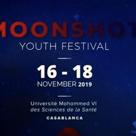 3 étudiants de l'ESGB vainqueurs du Robotics Contest au Moonshot Festival