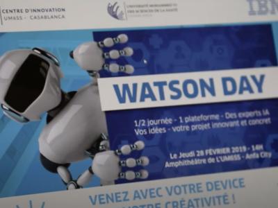 Watson day – UM6SS