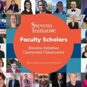 The Stevens Initiative #ConnectedClassrooms a sélectionné 2 professeurs pour représenter l'UM6SS dans un programme d'échange virtuel et digital